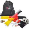 Die Distributoren starten zahlreiche Fußballaktionen zur EM 2012