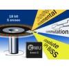 Hall-Chip für absolute Hohlwellen- und Lineargeber bis 18 Bit