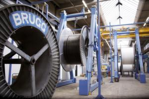 Die Produktpalette von Brugg Cables reicht vom Glasfaserkabel zur Signalübertragung bis zum Hochspannungskabel für die großen Stromversorger.
