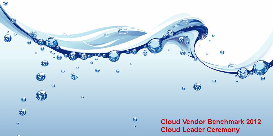 """""""Cloud Leader Ceremony"""" in München: Die Experton Group prämierte insgesamt zehn Unternehmen zum Cloud Leader 2012."""