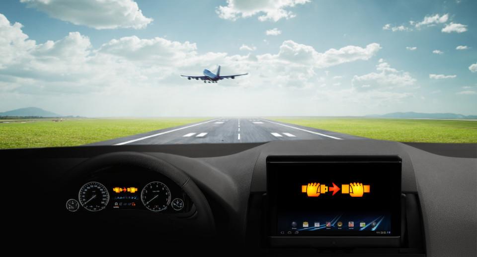 Elektronik aus der Luftfahrt kann auch auf der Straße sinnvoll sein: Etwa um die Systeme im Fahrzeug vor Manipulationen zu schützen.