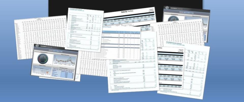 Mobile Business Intelligence am Beispiel von Roambi: Konsolidierung mehrerer BI-Quellen auf ein Frontend.