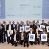 Neun Unternehmen mit dem Intersolar Award ausgezeichnet