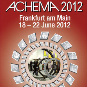 Achema 2012 addresses the bio–economy at the BiobasedWorld Forum!