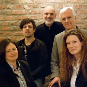 """Wollen als Team """"Impulsgeber für die Logistik"""" sein (v.l.): Cora Hillekamp (Sprecherin), Wieland Schmoll, Clemens Meiß, Helge Baudis und Sylvia Walch."""