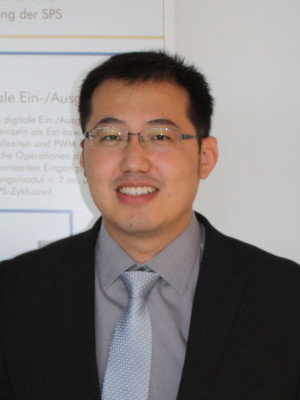 Guo Lei ist Manager der Eckelmann Industrial Automation Technologies Co. Ltd.