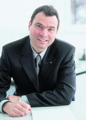 Ralf Klenk. Der Bechtle-CEO will vor allem den Ertrag steigern, die Umsätze sind zweitrangig