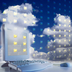 Die Cloud ist ein wichtiges Thema.