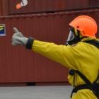 Gefahrgut-Übung: TUIS im Einsatz