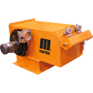 The Martin Enrineering was designed to remove dust from the air in conveyor loading and transfer points, silo vents, bucket elevators and screens.
