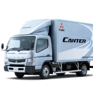 Der Mitsubishi Fuso Canter soll gezielter auf dem japanischen Markt angeboten werden.