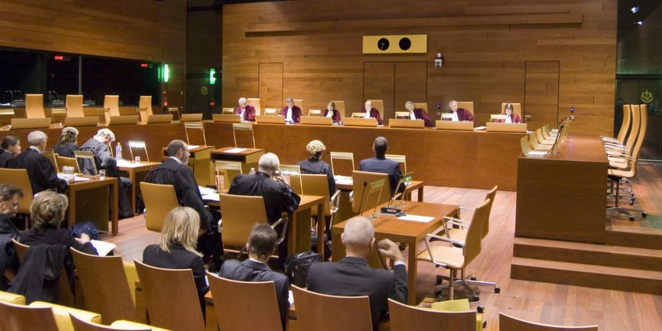 In solch einer Sitzung entschied der Gerichtshof zugunsten von Usedsoft.