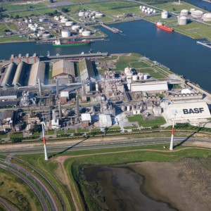 BASF's Antwerp site is the company's second largest site and BASF's maritime bridgehead in Europe.