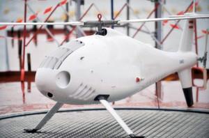 Drohne: Höchste Anforderungen auf engstem Raum bei minimalem Gewicht. Elektronisches Equipment erschwert EMV-Messungen.