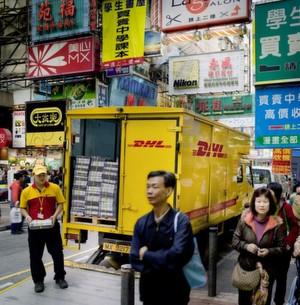 Über 30 Jahre Erfahrung zeichnet DHL als führende Logistikmarke in Asien aus.