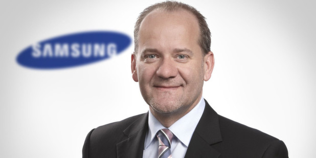 Jrgen Krger, Director Samsung IT Solutions Printing, beantwortet im Interview Fragen zur Produkt- und Unternehmensstrategie.