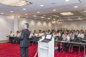 Ein großer Erfolg waren die 1. Innovation Days des Dichtungsherstellers Trelleborg Sealing Solutions in Stuttgart.