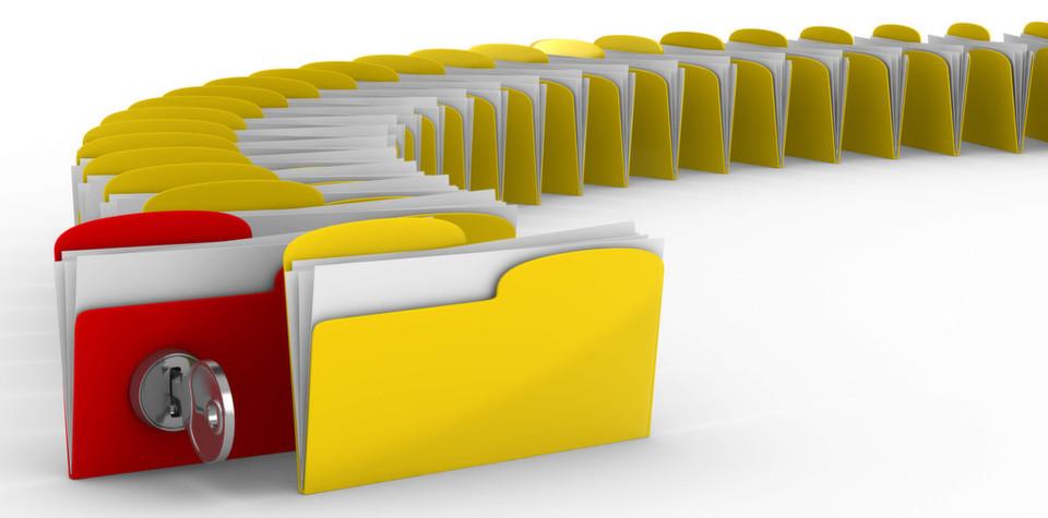 Große Datenmengen wollen nicht nur sicher gespeichert, sondern auch sicher übertragen werden.