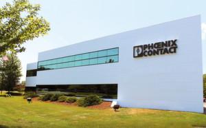 Ann Arbor, Michigan, Sitz des neuen Kunden- und Technologiezentrums von Phoenix Contact: In einem Radius von etwa 250 km sind 6300 Kunden erreichbar.