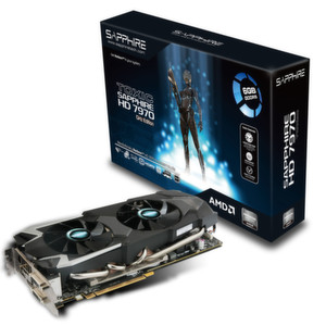 Die SAPPHIRE HD 7970 6GB TOXIC Edition wird nur in begrenzter Auflage hergestellt.