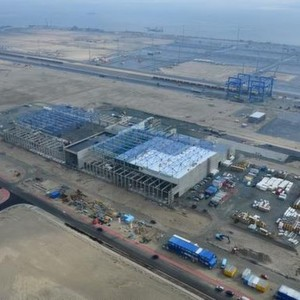 Der Jade-Weser-Port wird am 10. und 11. September 2012 Schauplatz des Cemat-Hafenforums der Deutschen Messe AG sein.
