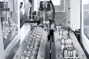 Gildemeister-Maschinen blieben auch im vergangenen Quartal gefragt, vor allem in Asien, Amerika und Osteuropa.