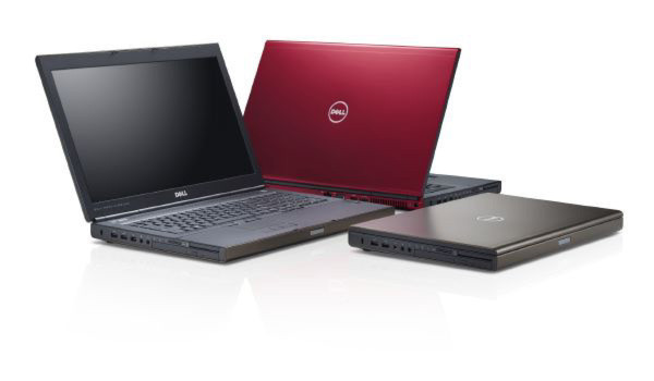Die neuen mobilen Workstations von Dell Precision M4700 und Precision M6700 bringen starke Grafik-Features mit.