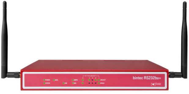 Die bintec RS-Serie nutzt LTE als DSL-Alternative oder Backup fr mgliche Netzausflle.