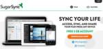 Vor allem für US-Anwender: SugarSync speichert und synchronisiert fremde Anwenderdateien.