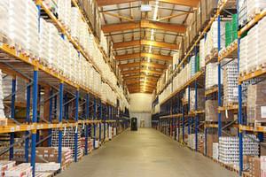 Logistikimmobilien machen den Großteil der Hallenfläche in Deutschland aus.