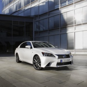 Lexus GS in der F-Sport-Variante.