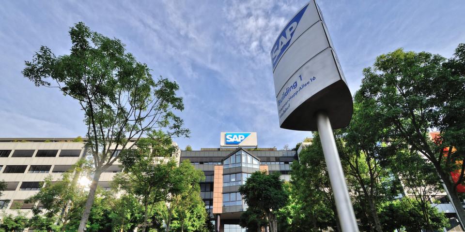 SAP – hier das Headquarter in Walldorf – ist einen großen Schritt auf Oracle zugegangen.
