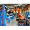 Sinumerik arbeitet mit Robotersteuerung zusammen