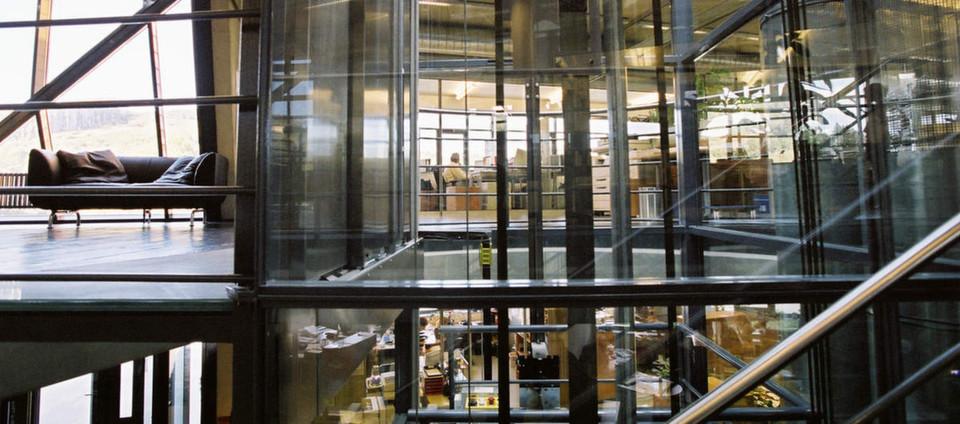 Mit dem Kapital von EQT soll die UC4 Group, hier ein Foto vom europäischen Firmensitz im östrreichischen Wolfsgraben, in höhere Wirtschaftliche Etagen aufsteigen.