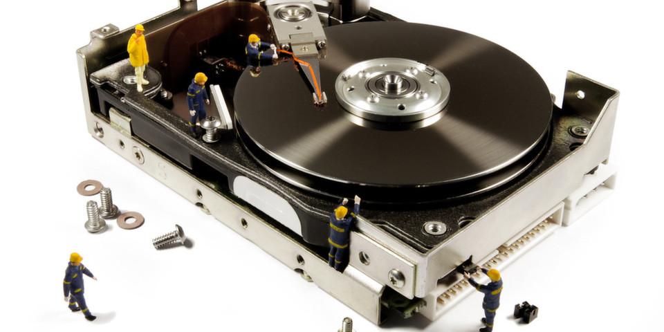 Zwischen der Anwendung und dem Speichermedium organisiert der Hypervisor wichtige Backup-Funktionen.