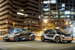 BMW arbeitet mit Hochdruck an seinen ersten rein elektrisch angetriebenen Serienautos.