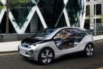 Ende 2013 soll dann zunächst der i3 auf die Straße kommen (hier noch als Concept-Car).