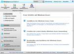 Abbildung 1: Verwalten von Windows Azure zur Anbindung von SQL Server 2012