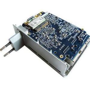 Im Auftrag des Unternehmens AK-Systems entwickelten die Ingenieure von Promwad einen der weltweit ersten kommerziellen Plug-Computer auf Basis des Prozessors Marvell Kirkwood.