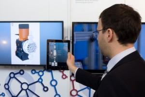 Ziel des Software-Clusters ist es, die Transformation von Unternehmen zu vollständig digitalen Unternehmen zu ermöglichen.