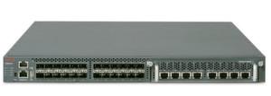 von vorne: VSP 7024XLS mit 7008XT MDA