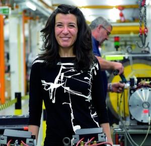 Cristina Fernandez-Aparicio Ruiz ist in Deutschland angekommen – auch Dank ihres Arbeitgebers.