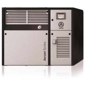 Das Turbogebläse AT Turbo Generation 5 von Aerzen ist in elf Baugrößen erhältlich und eignet sich für hohe Ansaugvolumenströme von 4000 bis 13 200 Kubikmeter pro Stunde.