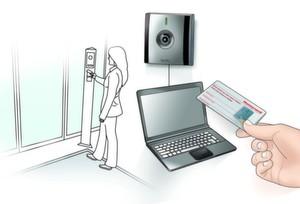 Flexible Zutrittssteuerung wird im September auf der Security Essen vorgestellt.