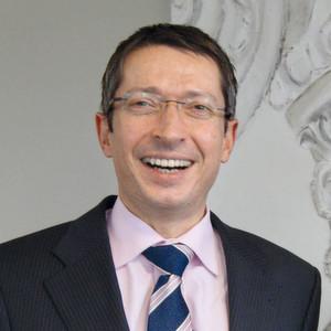 Patrick Schmidt, Director Datacenter Sales bei Cisco Zentraleuropa, kündigt Lösungen für einen vereinfachten Rechenzentrumsbetrieb an.