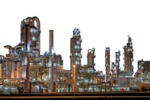 Chemieanlagen haben einen hohen Kontroll- und Instandhaltungsaufwand