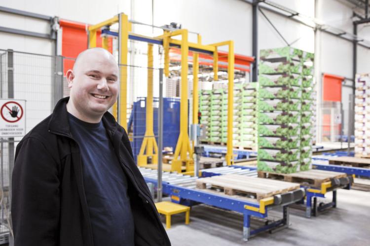 """Koen Schoefs, Automatisierungstechniker, Fabricom: """"Contactron war das einzige Gerät, das uns eine Steuerung der 77 Antriebe"""