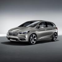 BMW präsentiert einen Van mit Frontantrieb und Dreizylinder-Motor