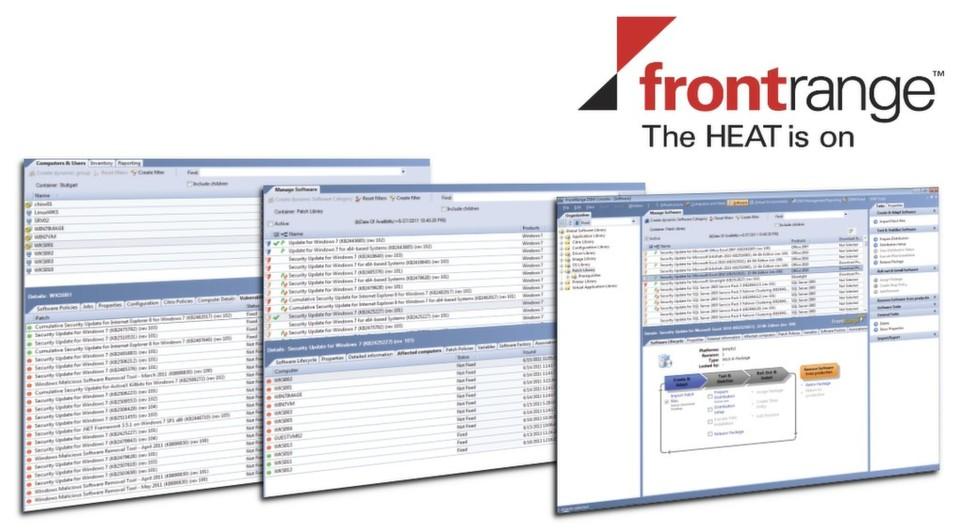 Patch-Management-Funktionen direkt ins Desktop- und Server-Management integriert liefert Frontrange Advanced Patch Management für DSM. Administratoren können so für mehr Sicherheit sorgen, ohne deutlich mehr Aufwand zu haben.