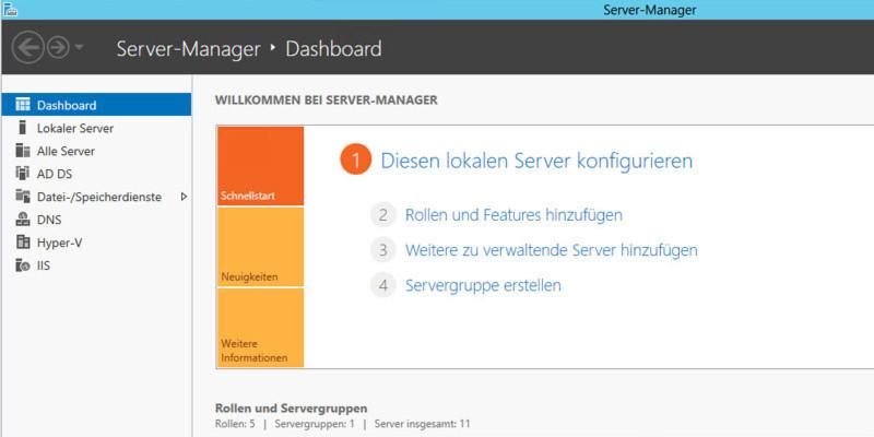 Mit Windows Server 2012 ändert Microsoft seine Lizenzierungspolitik für das Serverbetriebssystem. Generell gibt es nur noch die beiden Editionen Standard und Enterprise.